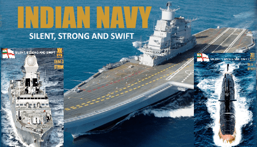 Indian Navy signed MoU for offshore Data with GSI