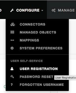 A Beginners Guide to OpenIDM Part 5 – User Registration