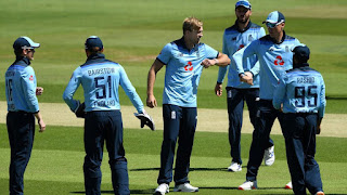 David Willey 5-30 - England vs Ireland 1st ODI 2020 Highlights
