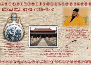 La Dinastía Ming