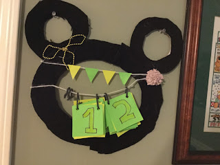 DIY Countdown to Disney World Trip Mickey Ears