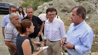 Γ. Παυλίδης: Επιτέλους να ξεκινήσει η αξιοποίηση του ζεόλιθου στον Έβρο