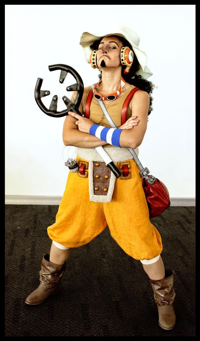 Cosplay Usopp One Piece Cosplay Network O Seu Mundo De Cosplays