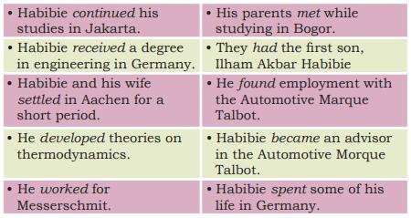 Materi Bahasa Inggris Chapter 10 - B.J. Habibie
