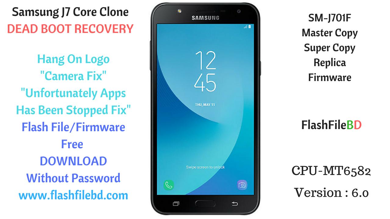 Samsung J7 Sm J700h Mt6582 5 1 1 Rom Firmware Flash File