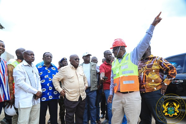 """""""Ensure Timely Completion Of Kumasi Road Projects"""" - President Akufo-Addo"""