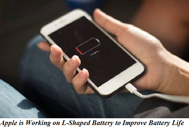 Apple is Working on L-Shaped Battery to Improve Battery Life