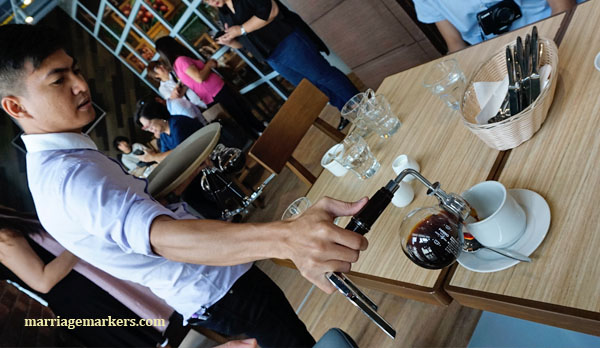 UCC Clockwork Coffee Bacolod - Bacolod bloggers - coffee - Bacolod restaurant - Bacolod coffee - events - UCC Coffee - Japanese coffee - coffee lover - special blend brewed coffee