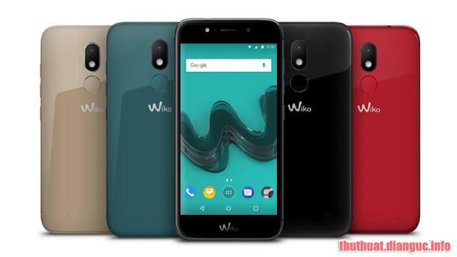 Rom cứu máy, xóa xác minh Google (bypass FRP) cho Wiko WIM Lite