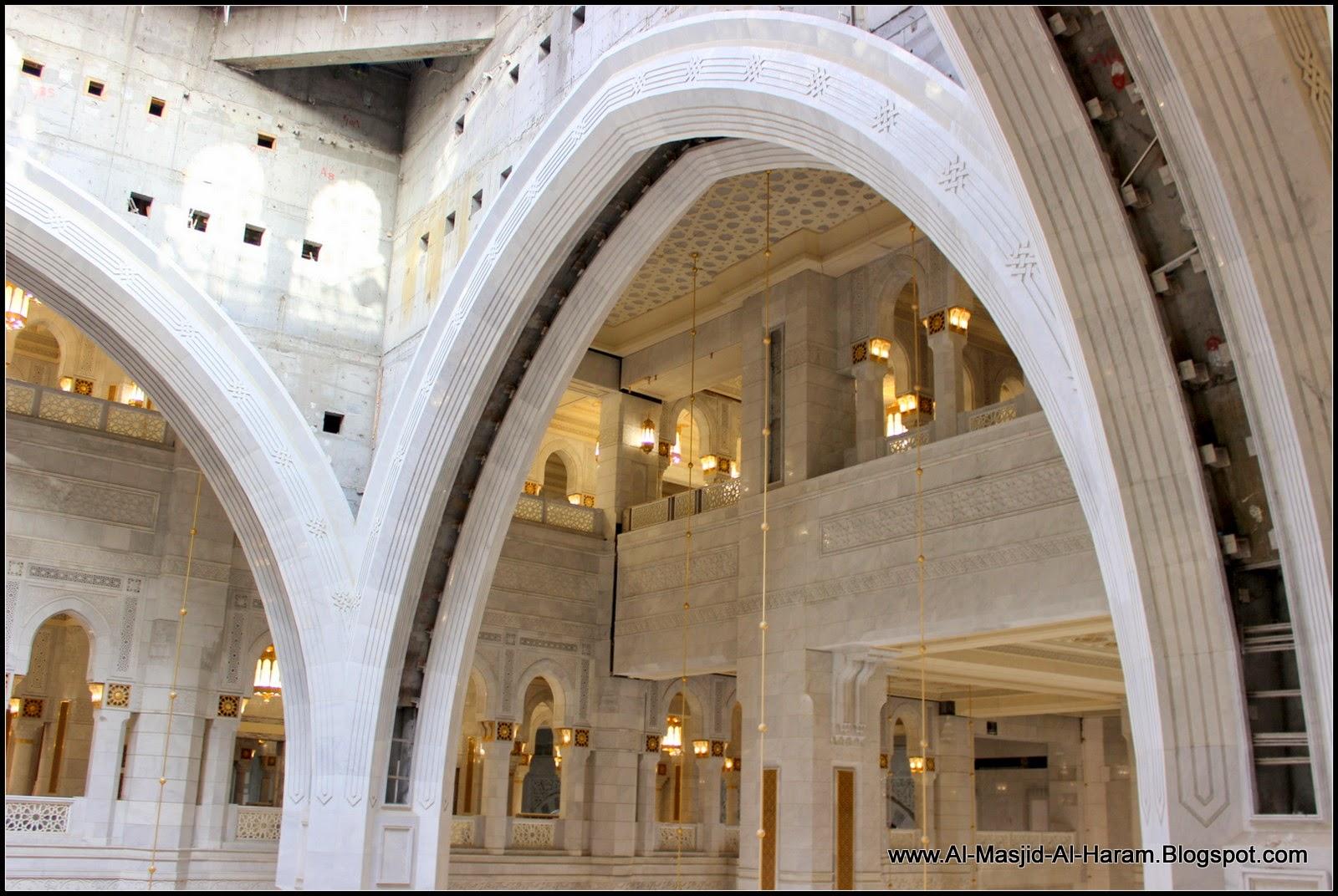 Al Masjid Mataf Haram Expansion
