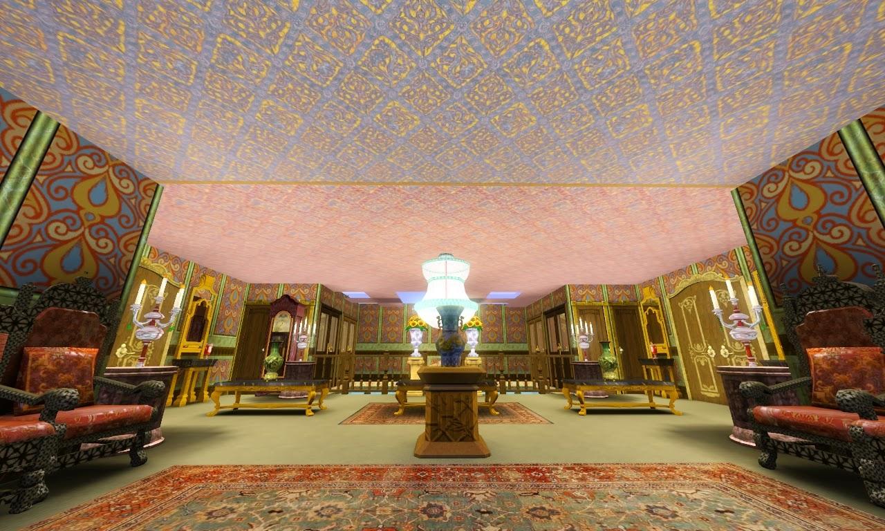 Simiansims Beylerbeyi Palace