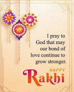 raksha bandha wishes for brother