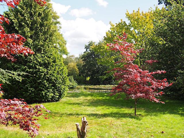 Autumn in Wakehurst Place