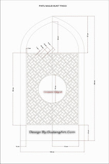 Model+&+Desain+pintu+masjid