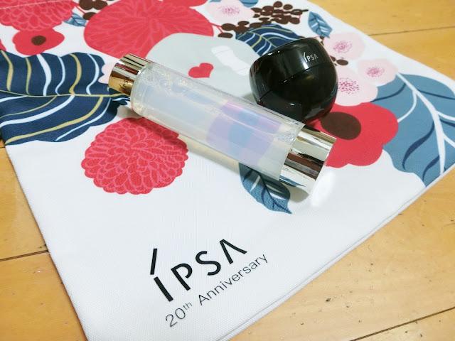 IPSA 全新產品 - 去倦容必試推介