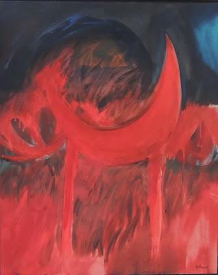 Enrique Trullenque arte contemporáneo expressionismo, invertir en arte