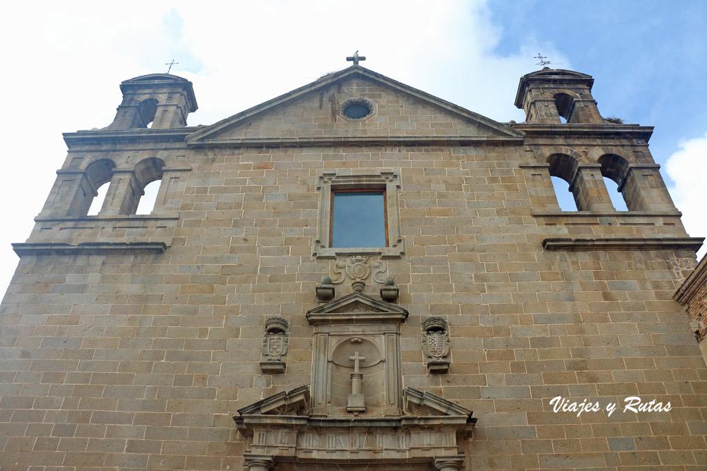 Capilla de San Bernardo de Oropesa