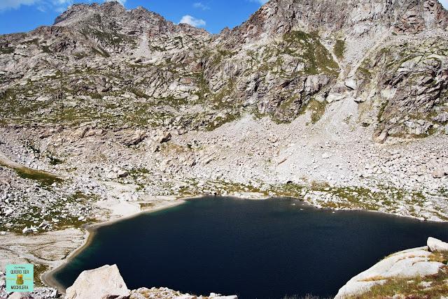 Estany de Saburó, Vall Fosca (Catalunya)