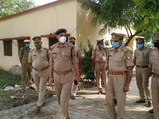 थाना आटा का अर्द्धवार्षिक निरीक्षण किया गया, निरीक्षण के दौरान आवश्यक दिशा-निर्देश दिए -अपर पुलिस अधीक्षक जालौन                                                                                                                                                      संवाददाता, Journalist Anil Prabhakar.                                                                                               www.upviral24.in
