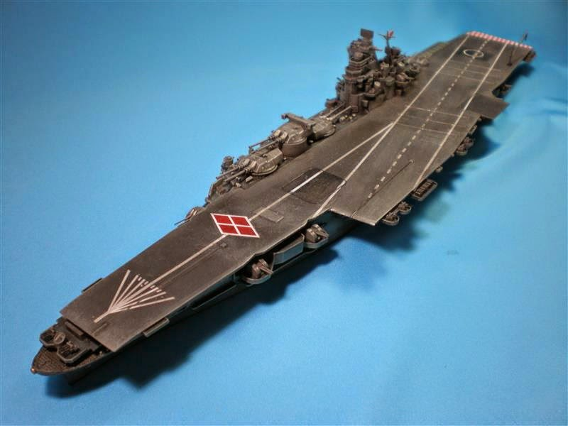 The Historic Heap: ww2 Aircraft Carrier Concepts