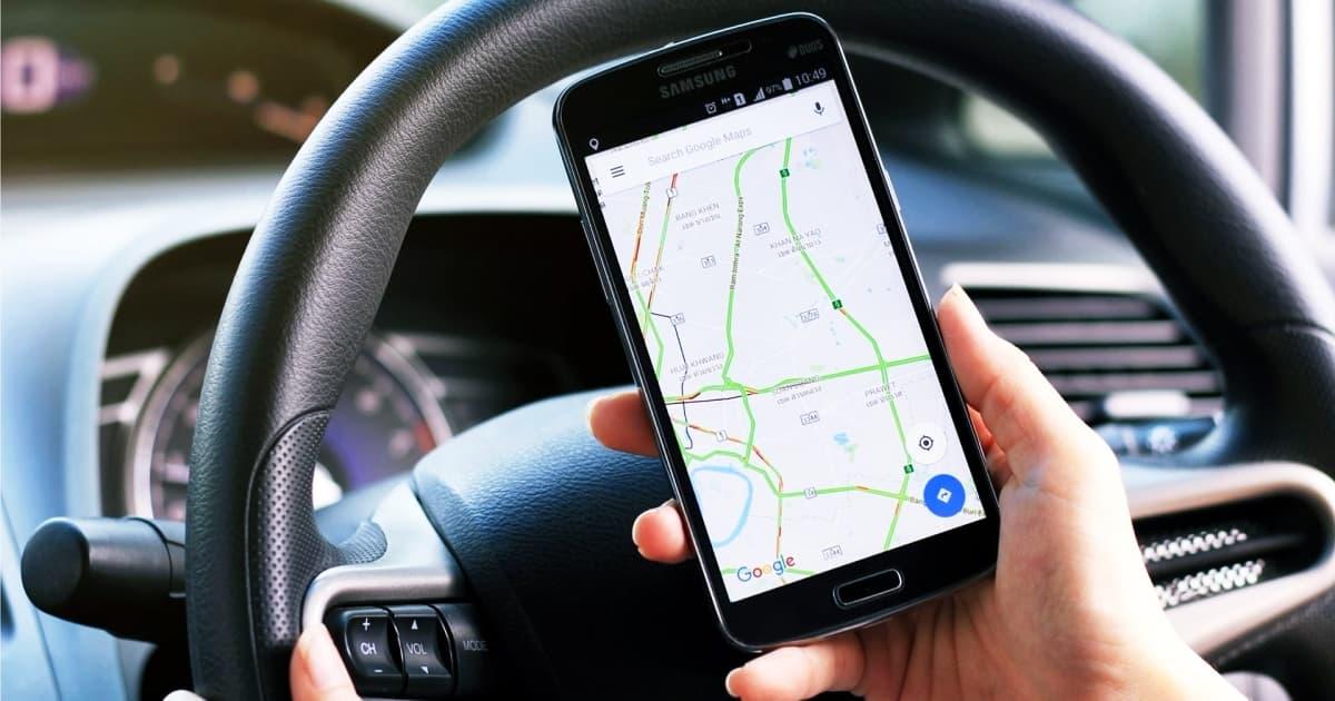 برنامج خرائط GPS بدون نت للأندرويد