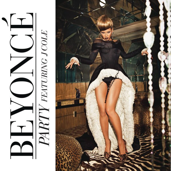 Simon Sez Cd New Single Artwork Beyoncé Party Ft J