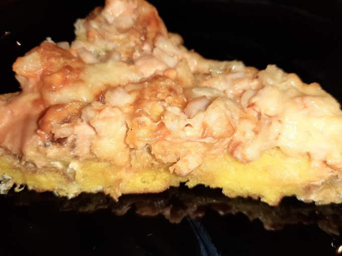 Pizza Sa Starim Hlebom