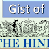 Gist of The Hindu November 2017 PDF Download