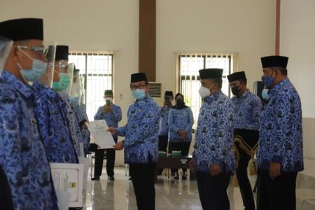 357 PPPK Terima SK Pengangkatan dari Bupati Cirebon