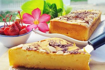 Resep & Cara Membuat Kue Bolu Tape Istimewa