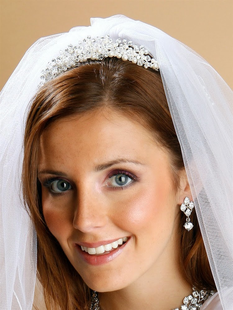 Bridal Hair Accessory Options