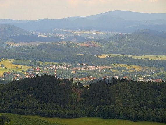 Kamienna Góra ze Skalnika