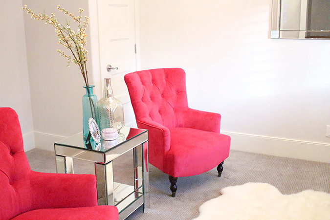 A Slice Of Style The Best Deals New Fuchsia Chairs In