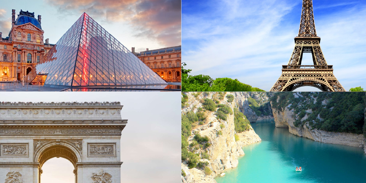 Top 10 Tourist Attractions In France