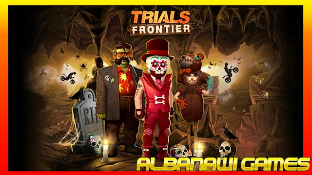تحميل لعبة Trials Frontier للأندرويد من الميديا فاير