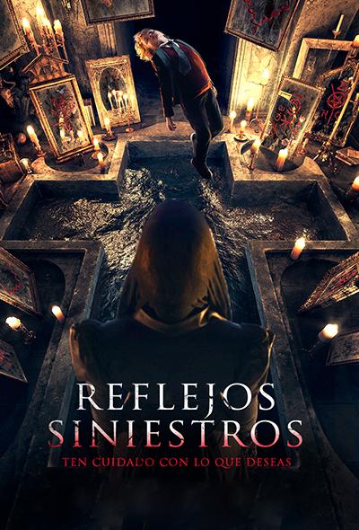 Reflejos siniestros [2019] [CUSTOM HD] [DVDR] [NTSC] [Latino]