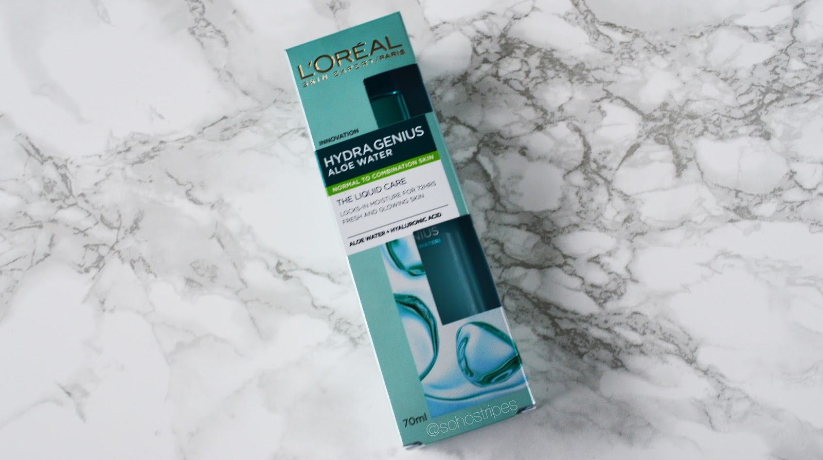 L'Oréal Hydra Genius Aloe Water