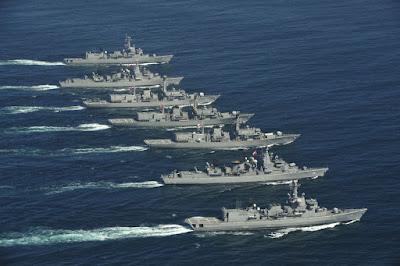 Chilean Warships