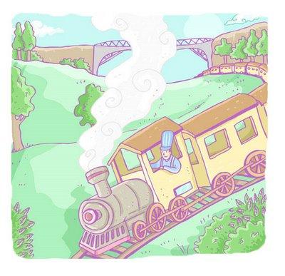 atividades trem de ferro manuel bandeira alfabetização infantil
