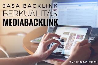 Jasa backlink berkualitas Mediabacklink
