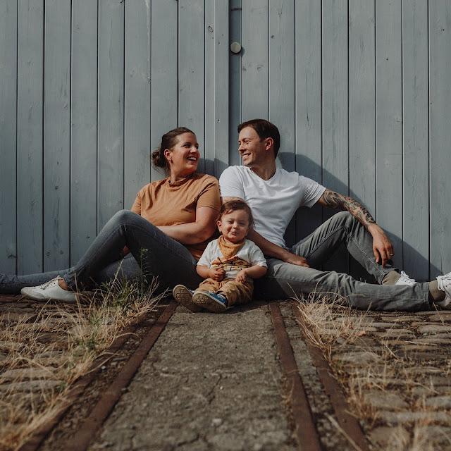 Vater-Sohn-Blog: Richard und seine Familie