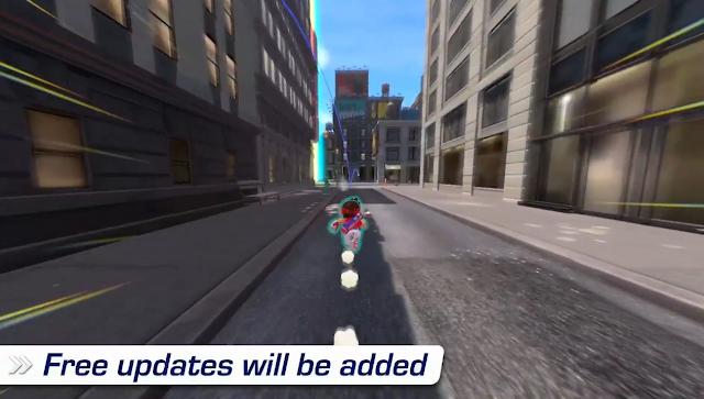 Mario Golf Super Rush New Donk City free update