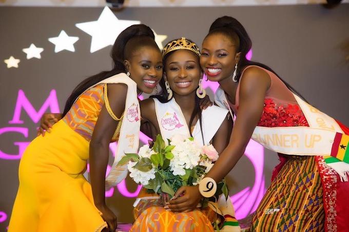 Nana Adjowa Kwabi crowned Miss Ghana 2019