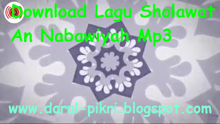 Download Lagu Sholawat An Nabawiyah Mp3