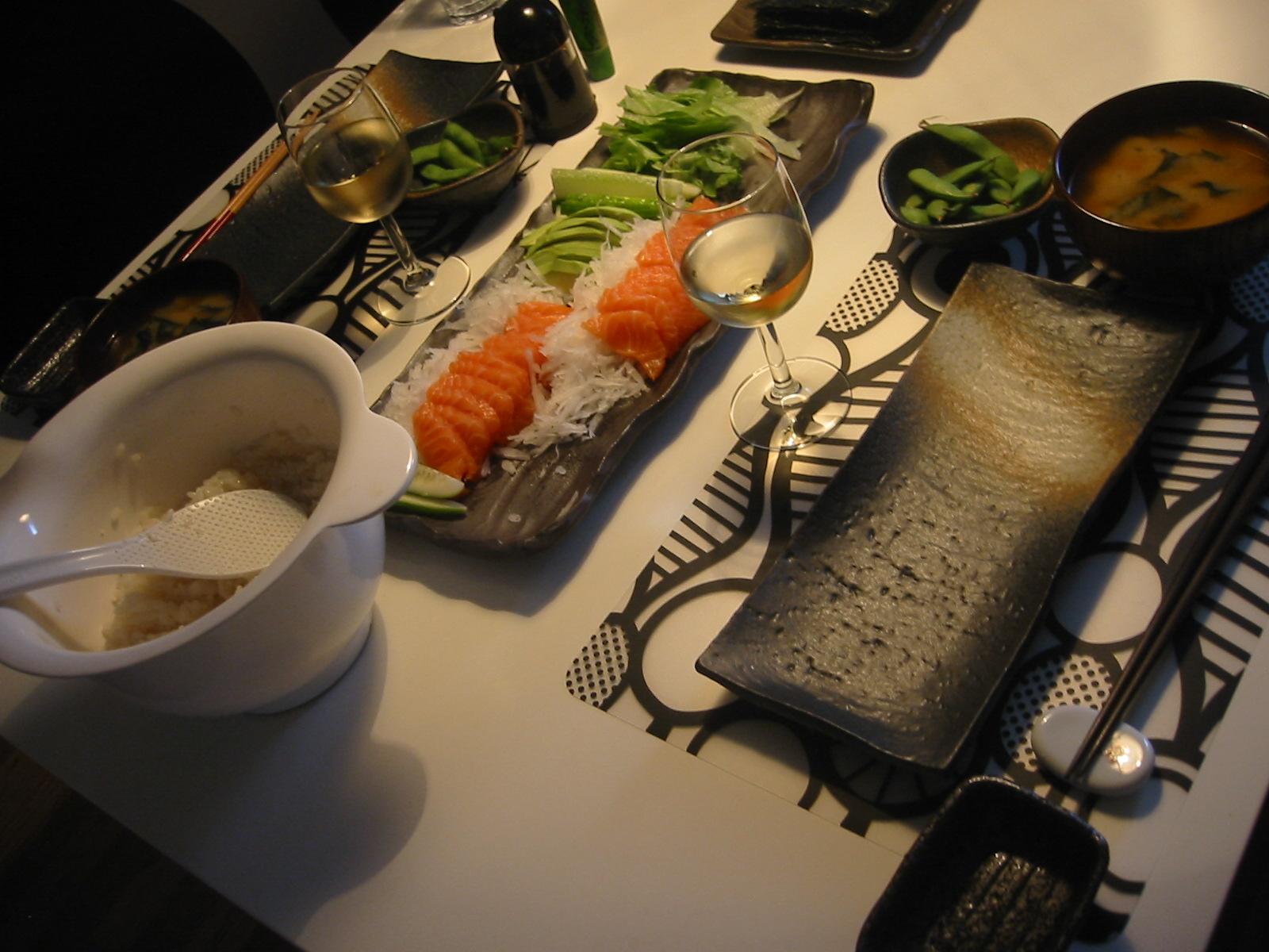 laga sushi