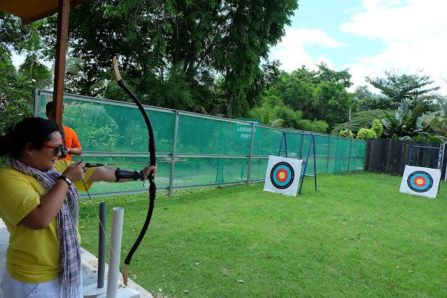 archery harris hotel