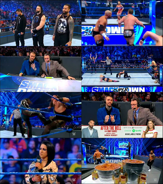 WWE Smackdown Live 31 January 2020 480p HDTV