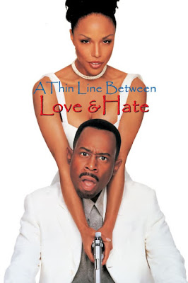 A Thin Line Between Love and Hate Poster