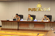 Kabaharkam Polri Pimpin Rakor Lanjutan Ops Aman Nusa II-Penanganan Covid-19