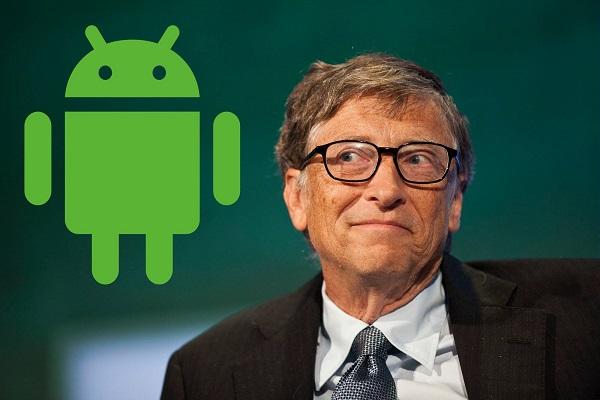 بيل جيتس يقول : كان الخطأ الأكبر في تاريخه هو خسارة مايكروسوفت لنظام أندرويد